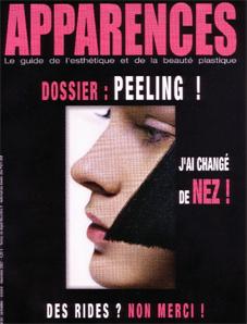 Apparences 2007 - J'ai chang' de nez
