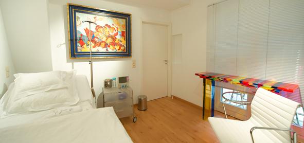 Chambre chirurgie esthetique Bruxelles