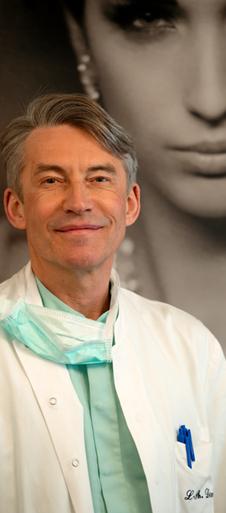 Chirurgie esthétique des lèvres - Docteur Dombard.