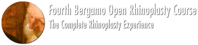 Bergamo Open Rhinoplasty Course | The Complete Rhinoplasty Experience