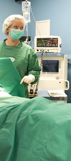 Salle d OP - chirurgie esthétique du Docteur Dombard.