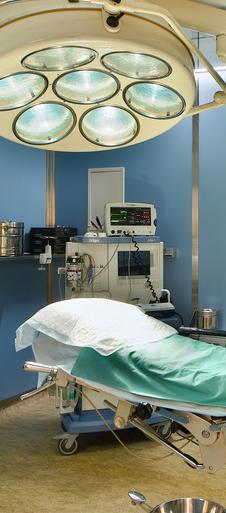 Chirurgie esthétique Salle d'opération
