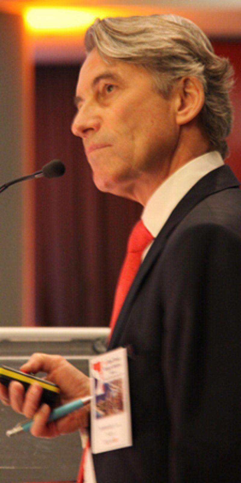 Docteur Dombard au Congres de Chirurgie esthétique